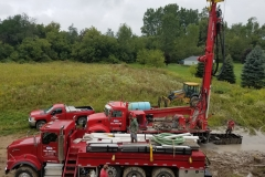 Water Well Drilling in Addison Twp., MI
