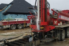Water Well Drilling in Oakland Twp., MI
