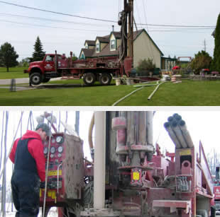 Water Well Drilling Washington Twp.