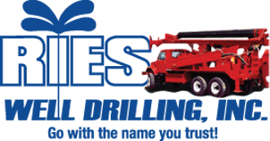Ries Water Well Drilling Logo