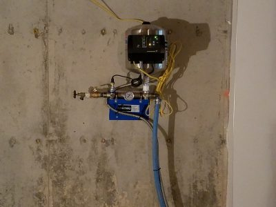Grundfos Constant Pressure System Installed - Washington Twp., MI