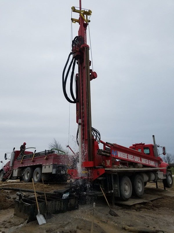 Water Well Drillers - Almont, Macomb County, MI